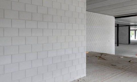 Khối bê tông có trọng lượng nhẹ là vật liệu thay thế hiệu quả trong xây dựng