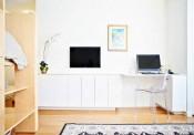 Đồ nội thất thông minh giải quyết vấn đề về bố trí căn hộ nhỏ