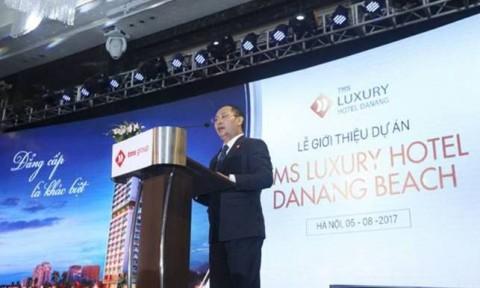 Tân binh TMS ra mắt dự án BĐS căn hộ khách sạn 5 sao tại Đà Nẵng