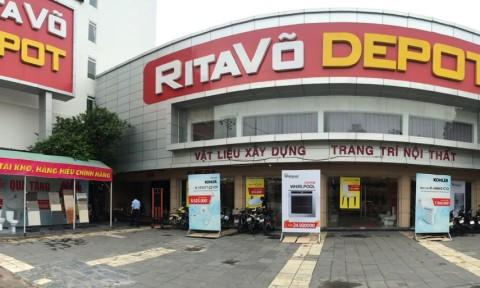 RitaVõ khai trương hệ thống Trung tâm VLXD – Nội thất RitaVõ Depot