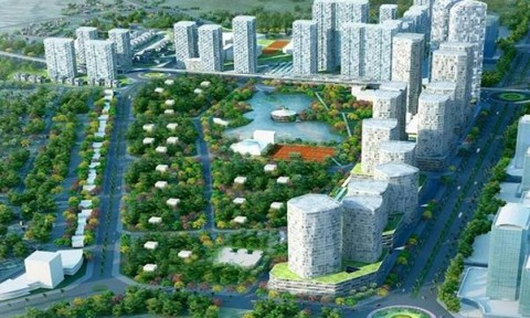 Bộ Xây dựng phúc đáp một số vấn đề tại Dự án nhà Ngoại Giao Đoàn và Dự án Tây Hồ Tây