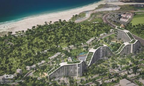 """2.000 khách hàng dự Lễ giới thiệu khách sạn """"xanh"""" có bể bơi dài nhất Việt Nam"""