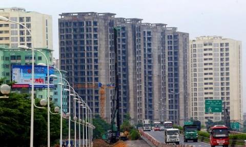 Ký túc xá nghìn tỷ 'đắp chiếu' nhiều năm ở Hà Nội
