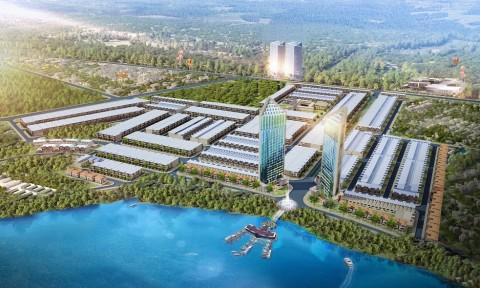 Dự án Sun River City ven sông cháy hàng ngày mở bán