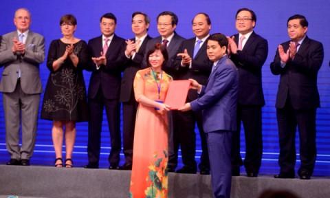 Vingroup sẽ chi 5 tỷ USD làm đường sắt tư nhân đầu tiên tại Hà Nội