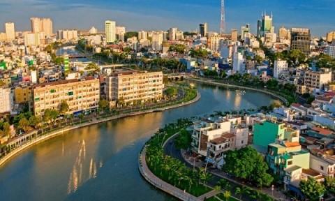 TP.HCM : 20.000 nhà ven kênh rạch cần di dời