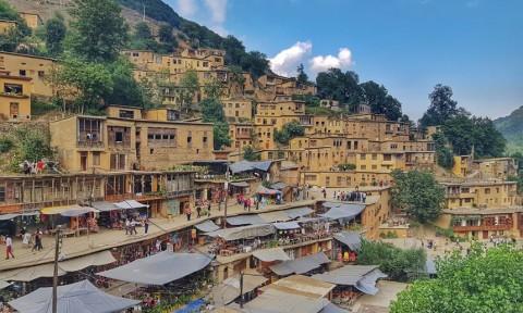 Masouleh – Ngôi làng nghìn năm tuổi nơi lưng chừng núi ở Iran