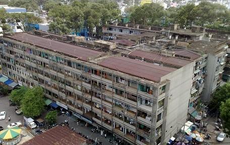 TP HCM: Giải bài toán chung cư cũ cần thay đổi quan niệm & tư duy thiết kế