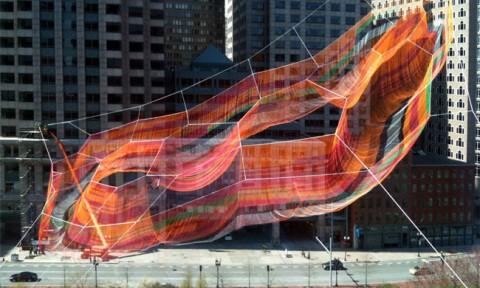Các công trình nghệ thuật công cộng nổi tiếng thế giới