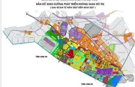 Điều chỉnh quy hoạch Khu đô thị Tây Bắc TP HCM để hút vốn đầu tư