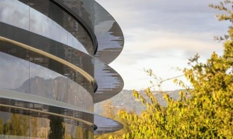 Từ Vòng tròn vô cực đến Apple Park