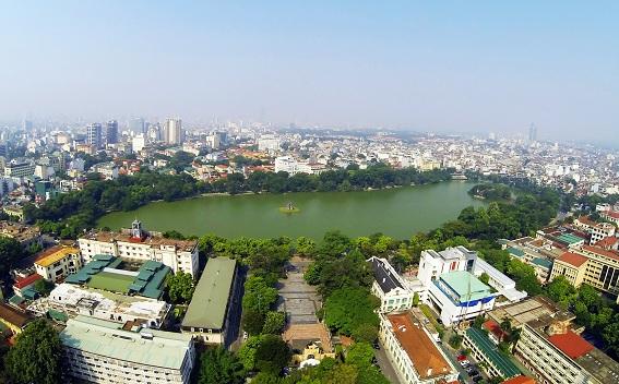 Không gian di sản và các cảnh quan hiện hữu Hồ Gươm (TP Hà Nội) cần được tính đến trong quy hoạch phát triển