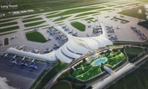 Bộ GTVT lên tiếng việc DN Trung Quốc muốn xây dựng sân bay Long Thành