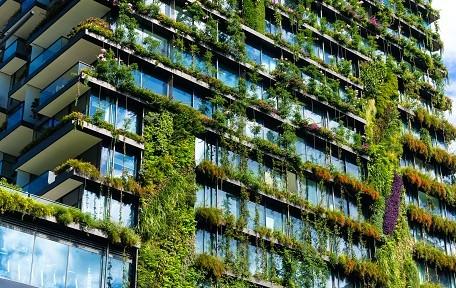 Sức mạnh sơn phủ đối với công trình xanh