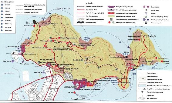 Đồ án quy hoạch tổng thể phát triển du lịch Sơn Trà đến năm 2025 định hướng đến năm 2030