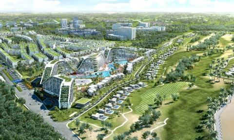 Khu nghỉ dưỡng đầu tiên đạt tiêu chuẩn xanh LEED bên bờ biển Quy Nhơn