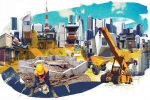 Vì sao các công trình xây dựng tại Nhật Bản không gây ô nhiễm tiếng ồn và bụi bẩn?