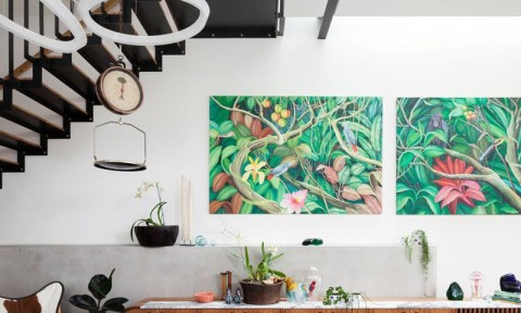 Thiết kế bền vững cho ngôi nhà song lập ở Sydney