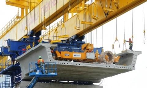 Chỉ số giá xây dựng Dự án Xây dựng tuyến đường sắt đô thị số 1 TP Hồ Chí Minh