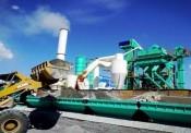 Một số quy định về xác định hao hụt vật liệu trong quá trình sản xuất bê tông nhựa