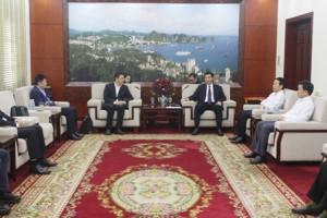 Quảng Ninh: Trung Quốc thăm dò thị trường bất động sản