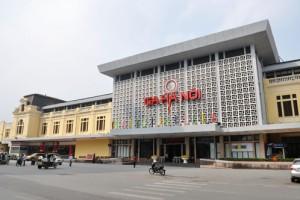 Đề xuất xây công trình 40-70 tầng khu vực ga Hà Nội