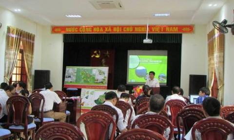 Nghệ An: Xây dựng đô thị Con Cuông đến năm 2030 thành đô thị sinh thái