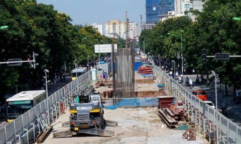 Chỉ số giá xây dựng Dự án tuyến đường sắt đô thị đoạn Nhổn – ga Hà Nội