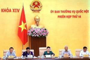 UBTVQH xem xét về dự án Luật Quy hoạch
