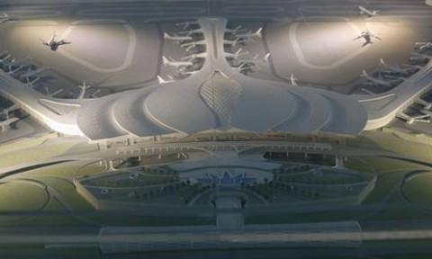 Thiết kế Nhà ga quốc tế Long Thành: Ba phương án đều có ý tưởng sáng tạo