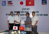 Thanh Phúc hợp tác với Tiger machine cung ứng dây chuyền sản xuất gạch không nung