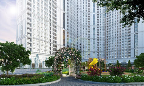Sở hữu căn hộ ba phòng ngủ tại Hà Nội với 900 triệu đồng