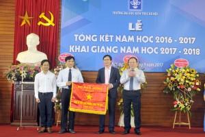 Lễ tổng kết năm học 2016 – 2017 và Khai giảng năm học 2017 – 2018