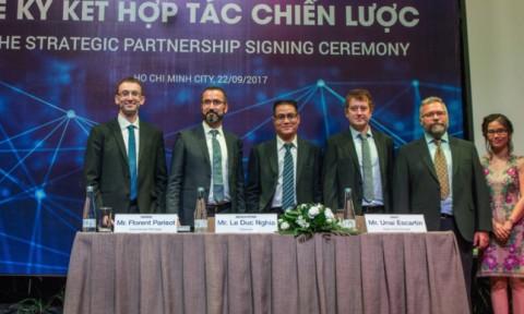 Malloca ký kết hợp tác chiến lược toàn diện với Tập đoàn COPRECI & EUROKERA