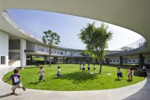 Nhà trẻ xanh Đồng Nai đạt giải kiến trúc quốc tế