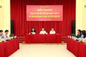Bộ trưởng Bộ Xây dựng Phạm Hồng Hà phát động đợt thi đua đặc biệt hướng tới Kỷ niệm 60 ngày truyền thống ngành Xây dựng