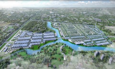 """""""Món hời"""" hấp dẫn từ đầu tư đất nền vùng ven Sài Gòn"""