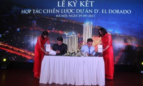 Tân Hoàng Minh ký hợp tác chiến lược với SHB và Đất Xanh, Danko