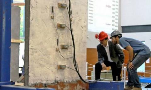 Bê tông mới có khả năng chống chịu động đất 9 độ richter