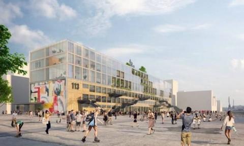 Dự án phát triển đô thị công cộng lớn nhất khu vực Scandinavia