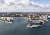 Ngôi nhà hòa bình sẽ được xây dựng trên vùng biển Copenhagen