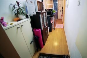 Căn hộ 8 m2 không thiếu thứ gì ở Nhật