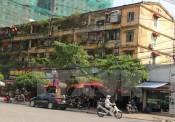 Hà Nội tìm lời giải cho cải tạo, xây dựng lại chung cư cũ