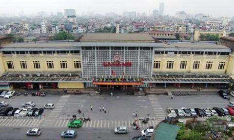 Xây nhà cao ốc ở ga Hà Nội: Thận trọng với quy hoạch chung