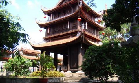 Quy hoạch bảo tồn di tích đặc biệt chùa Keo
