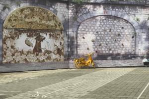 """Tọa đàm nghệ thuật cho dự án """"Bích họa trên phố Phùng Hưng"""""""