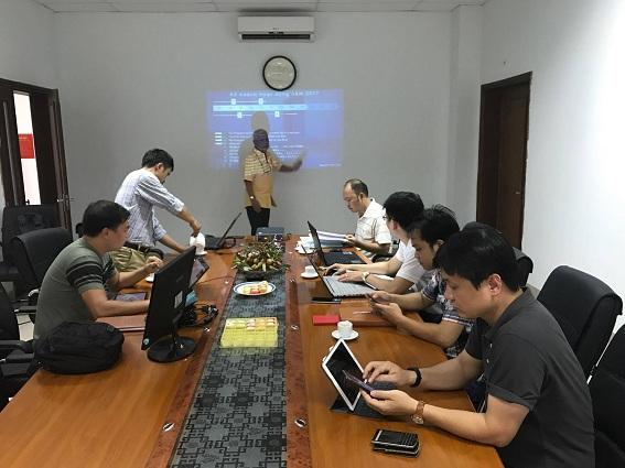 Họp ban chỉ đạo BIM xây dựng hướng dẫn, tiêu chuẩn hỗ trợ và theo dõi dự án thí điểm áp dụng BIM
