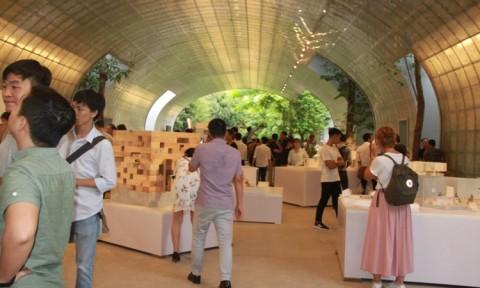 """Triển lãm """"The Architecture of Sou Fujimoto"""" – Nơi kết nối cộng đồng kiến trúc sư"""