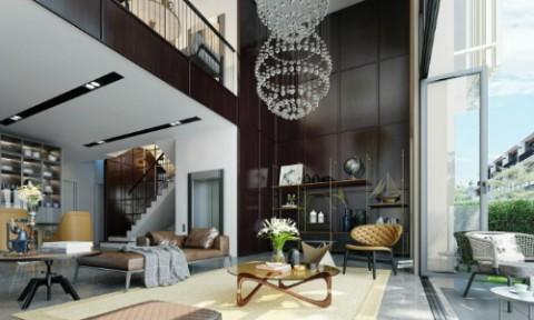 Dự án The Mansions lần đầu tiên có mặt tại Hà Nội