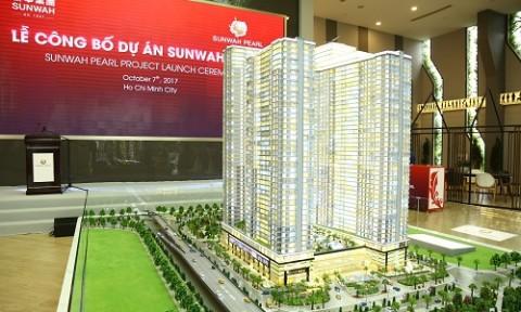 Tập đoàn Sunwah công bố dự án cao cấp mới tại Việt Nam